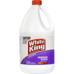 Photo of White King Premium Bleach Lavender 2.5
