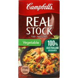 Photo of Campbell's Real Stock Vegetable 500ml