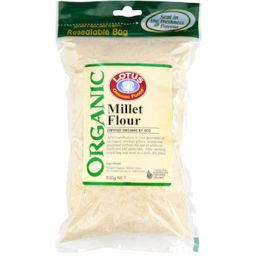 Photo of Lotus - Flour - Millet - 500g