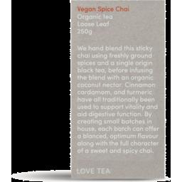 Photo of Love Tea Vegan Spice Chai 250gm