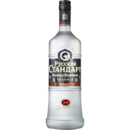 Photo of Russian Standard Vodka