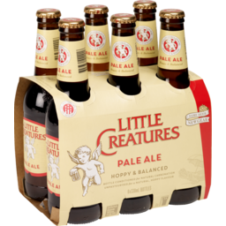 Photo of Little Creatures Beer Pale Ale 6 X 330ml