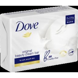 Photo of Dove Beauty Cream Bar 2x100g