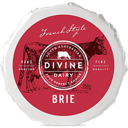 Photo of Divine Dairy Organic Brie