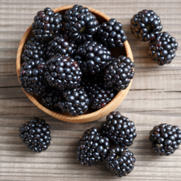 Photo of Blackberries Punnet 150g