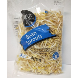 Photo of Hugos Bean Sprouts Pkt 400g