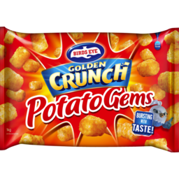 Photo of Birds Eye Golden Crunch Potato Gems 1kg