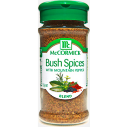 Seasoning & Spices - Spices, Mccormicks