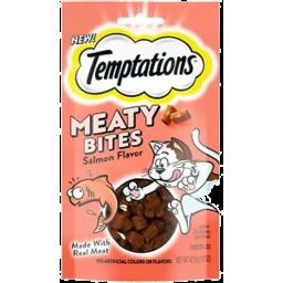 Photo of TEMPATION MEATY BITES SALMON 42.5G