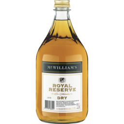 Photo of McWilliam's Royal Reserve Dry
