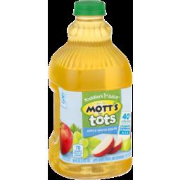 Photo of Mott's For Tots Apple White Grape