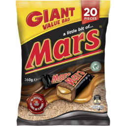 Photo of Mars Funsize 360g