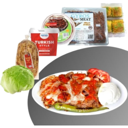 Photo of Iskender Meal Pack With Mild Chee Kofta