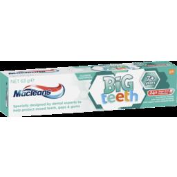 Photo of Macleans Big Teeth Toothpaste 63g