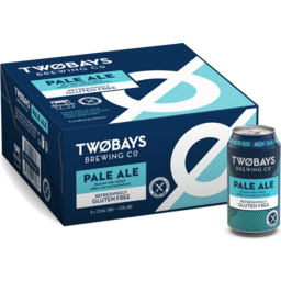 Photo of Two Bays Pale Ale Gluten Free Can