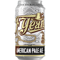 Photo of Big Shed Brewing Fyeah American Pale Ale Can