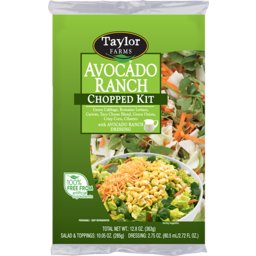 Photo of  Taylor Farm Chopped Kit Avocado Ranch 350g