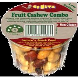 Photo of Gonutz Fruit Cashew Combo 40g