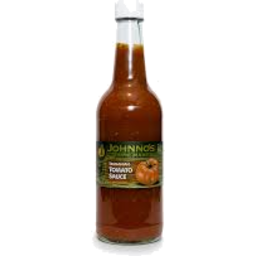 Photo of Johnno's Home Made Tomato Sauce 500ml