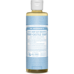 Photo of Dr. Bronner's Liquid Soap - Pure Castile (Unscented)
