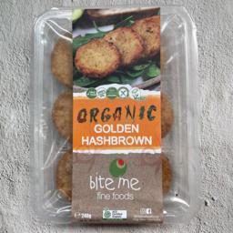 Photo of Bite Me Organic Golden Hashbrown 270g