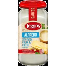 Photo of Leggos Pasta Sauce Alfredo 490gm