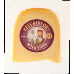 Photo of Hutchinsons Cheese Dutch Gouda 200g