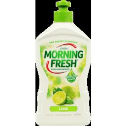Photo of Morning Fresh Dishwashing Liquid Lime 400ml