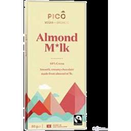 Photo of Pico Organic & Vegan Chocolate Almond Milk 80g
