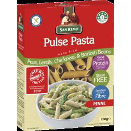 Photo of SanRemo Pulse Pasta Penne 250gm