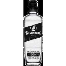 Photo of Bundaberg Rum 5 White 700ml