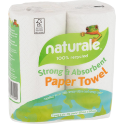 Photo of Naturale Paper Towel