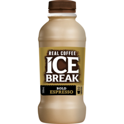 Photo of Ice Break Bold Espresso Flavoured Milk 500ml