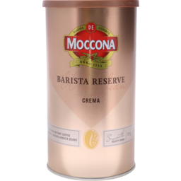 Photo of Moccona Barista Reserve Crema 175gm