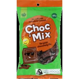 Photo of WW Chocolate Mix 180g