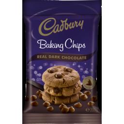 Photo of Cadbury Cooking Chip Dark Chocolate 200g