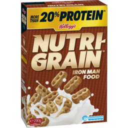 Photo of Kellogg's Nutri-Grain 290 G