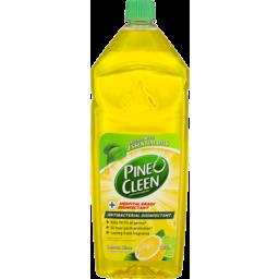 Photo of Pine O Cleen Antibacterial Liquid Disinfectant Lemon Lime 1.25l