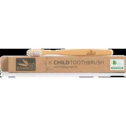 Photo of Go Bamboo Toothbrush - Child