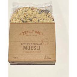 Photo of Zeally Bay Organic Muesli 750gm