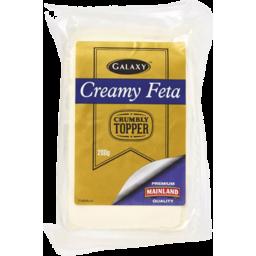 Photo of Galaxy Cheese Creamy Feta 200g