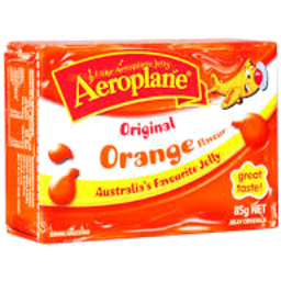 Photo of Aeroplane Jelly Orange 85g
