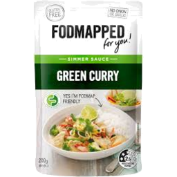 Photo of Fodmapped Green Curry 200g