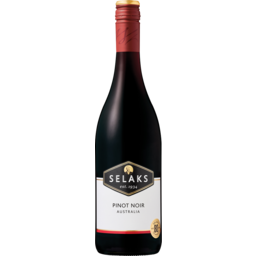 Photo of Selaks Pinot Noir