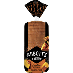 Photo of Abbott's Village Bakery Abbott'S Village Bakery® Pumpkin, Sunflower Seeds & Caramelised Onion Flavour 750g