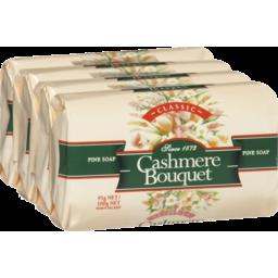 Photo of Cashmere Bouquet Soap Classic 4pk 100g