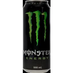 Photo of Monster Energy Drink Regular 500ml