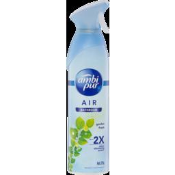 Photo of Ambi Pur Air Bathroom Garden Fresh 275g