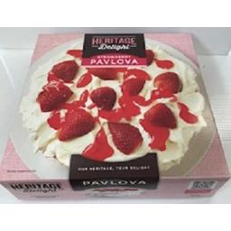 Photo of Heritage Delight Pavlova Strawberry 300g
