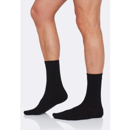 Photo of BOODY BAMBOO Mens Business Sock Black 6-11
